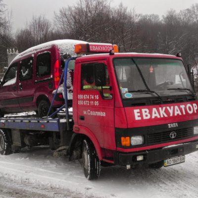 Эвакуатор Закарпатье