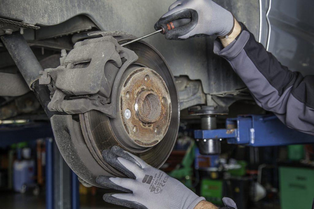 Ремонт гальмівної системи автомобіля